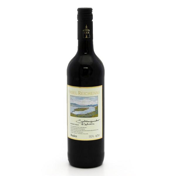 Spätburgunder Rotwein halbtrocken